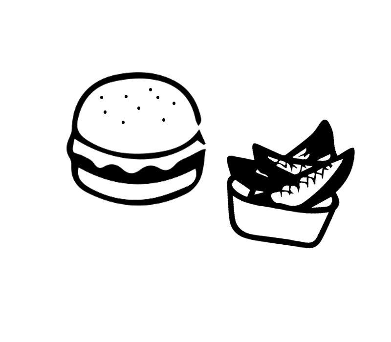 hamburgerbuffe